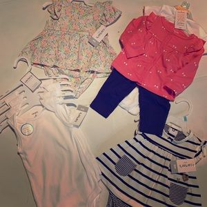 Brand New Carters Sets! Onesies, rompers and more